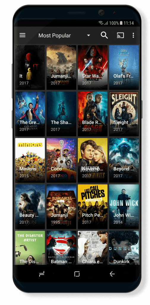 Terrarium TV and Movie App