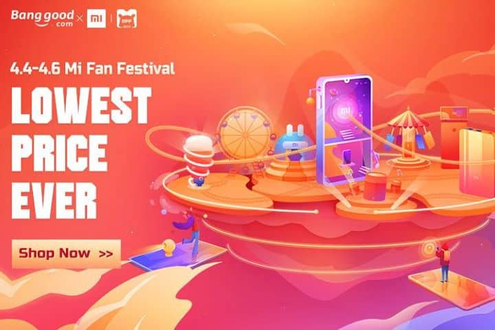 Xiaomi Mi Fan Festival 2019 is HERE! [Discounts, Deals and Offers]