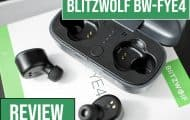 BlitzWolf BW-FYE4 True Wireless Stereo Earbuds [REVIEW]