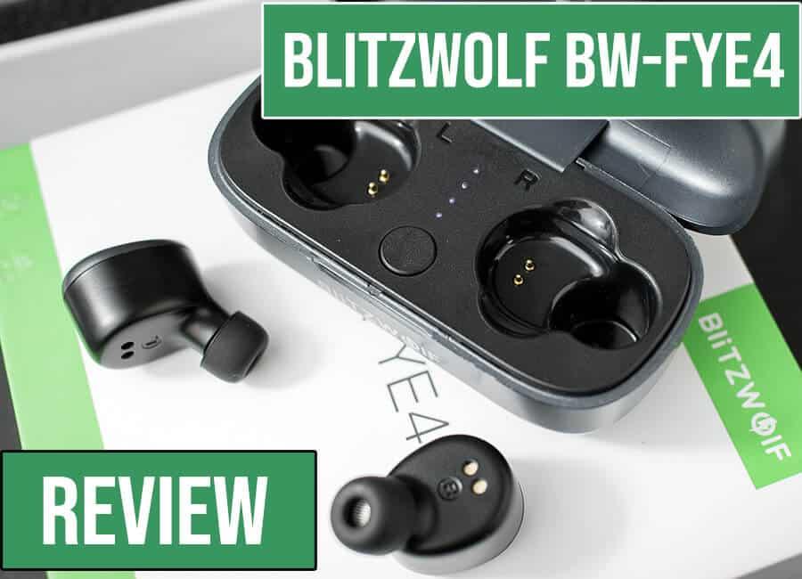 BlitzWolf BW-FYE4 Earbuds