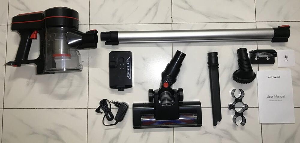 BlitzWolf BW-AR182 - Parts