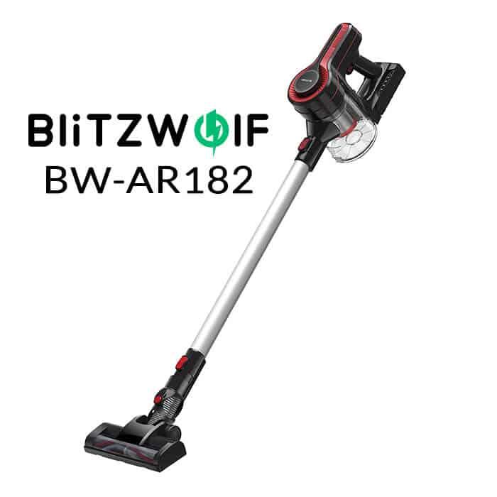 BlitzWolf BW-AR182 Cordless Handheld Vacuum Cleaner