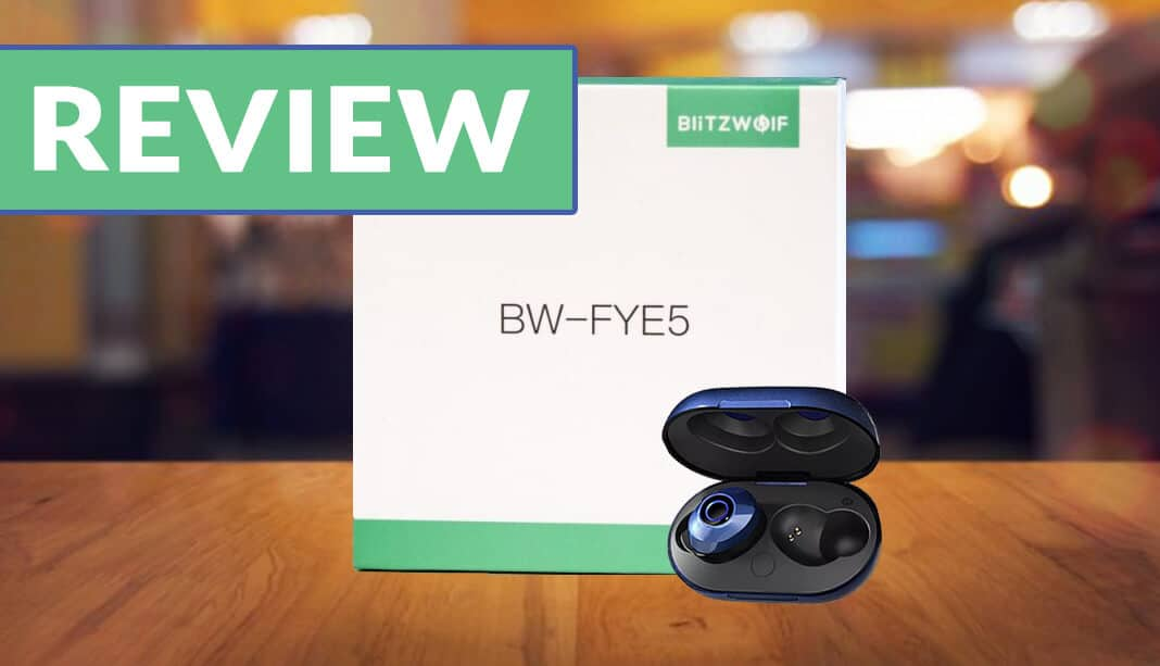 BlitzWolf BW-FYE5 Review