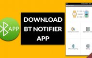 Download BT Notifier App for DZ09, Simvalley, Hype and other Chinese Smartwatches