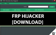 Download FRP Hijacker v1.0 [Latest Version]
