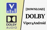 How to Install Viper4Android or Dolby Atmos on Android [No Root]