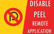 How to Disable or Remove Peel Remote App from Android Smartphones