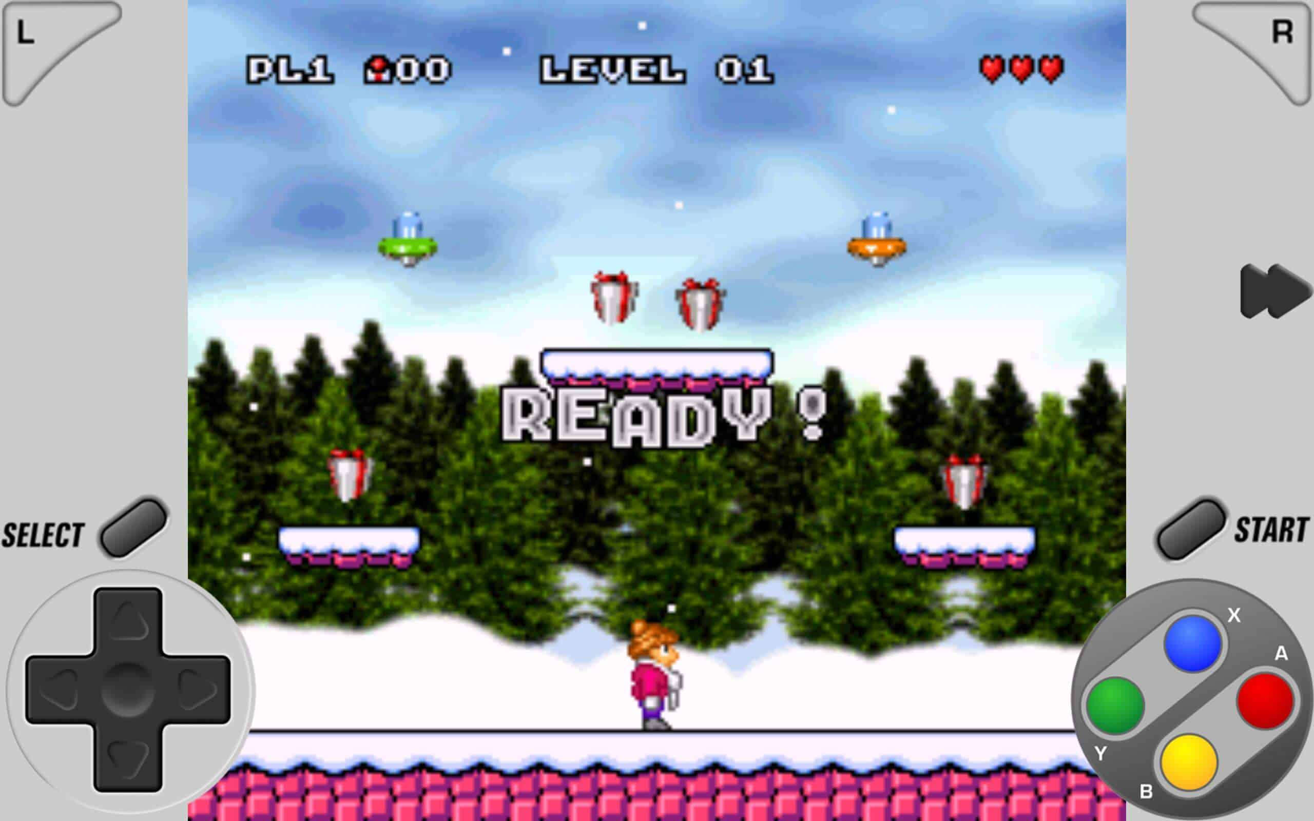 SuperRetro16 Screenshot4