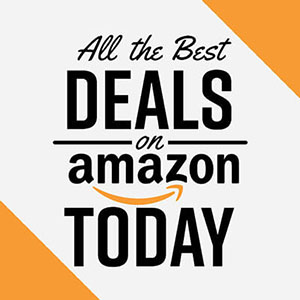 Amazon Daily Deals Banner